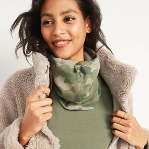New Neck Snood Neck Warmer Camo